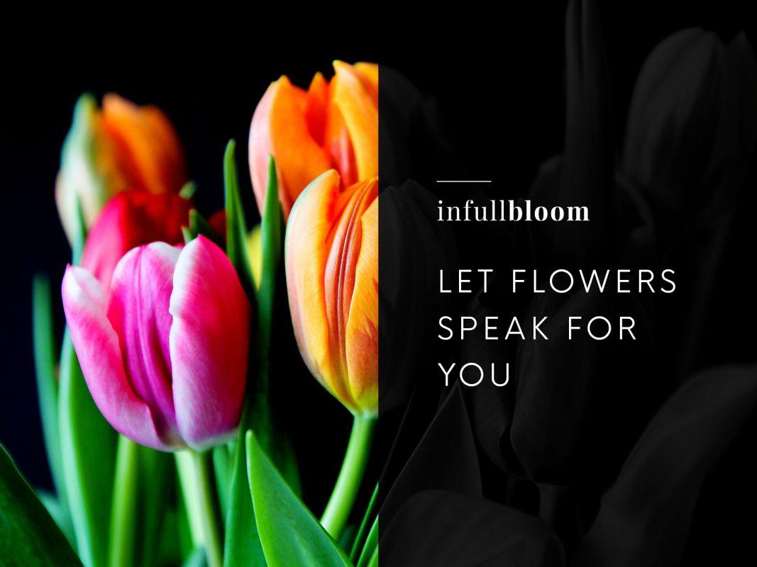 Let Flowers Speak for You