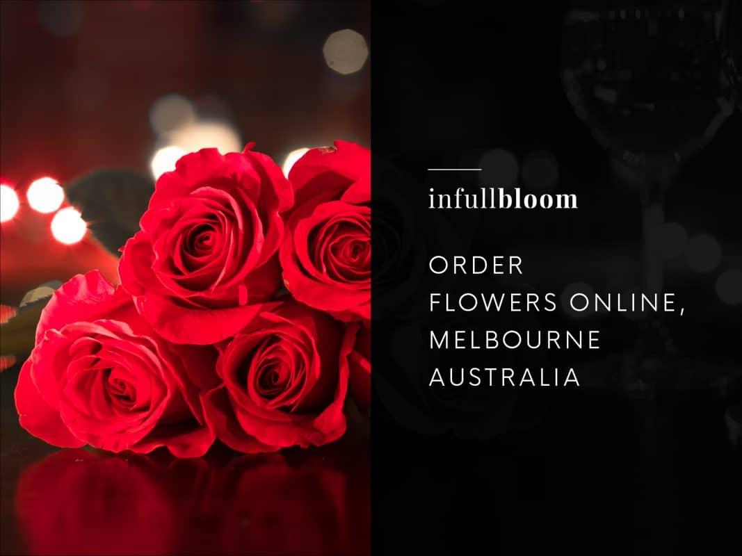 Order Flowers Online, Melbourne Australia