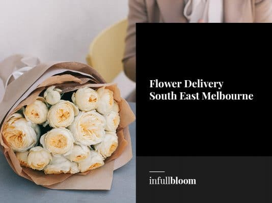 flower delivery south east melbourne
