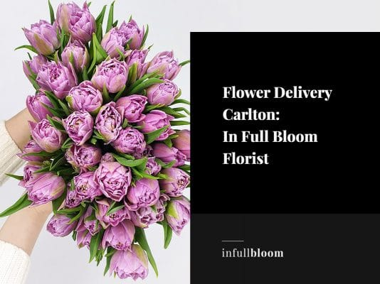flower delivery carlton